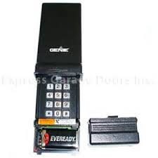 genie garage door keypadHow To Program A Genie Garage Door Opener With Wireless Keypad