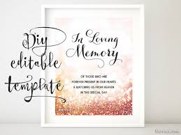 In Loving Memory Powerpoint Template Funeral Presentation Template