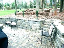 concrete block for walls cinder block retaining wall cinder block wall footing concrete block wall design