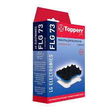<b>Набор фильтров Topperr</b> FLG 73 для пылесосов LG Electronics в ...