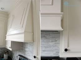vent hood cover from remodelando la casa