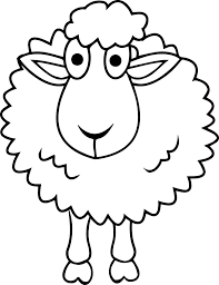 Small Picture Impressive Sheep Coloring Pages 27 5104