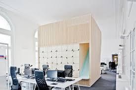office workspaces. Plywood Workspace Interiors Office Workspaces