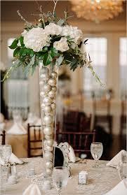 Wedding Reception Arrangements For Tables Top 40 Christmas Wedding Centerpiece Ideas Christmas Celebration