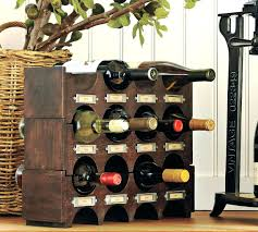 Diy Wine Rack Insert Tabletop Vertical Plans. Diy Wine Glass Rack Shelf  Build Insert Pinterest.