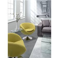 lund modern occasional chair in greenaccent chairsarmchairs