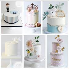 Wow Worthy First Holy Communion Cakes With Pictures