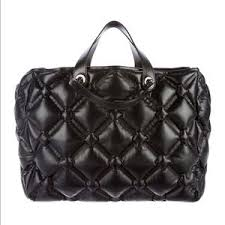 Women's Chanel Quilted Tote Bag Price on Poshmark & Chanel Cheaterfield Large Shopping Tote Adamdwight.com