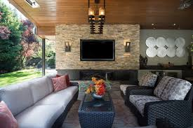 Living Room With A Bar Pangaea Interior Design Outdoor Living Room And Bar