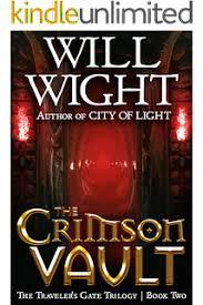 the crimson vault the traveler s gate trilogy book 2