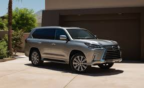 2016 Lexus LX570 Photos and Info | News | Car and Driver