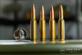 Handgun Ammo Chart Bullets Sizes Calibers And Types Guide Videos Pew