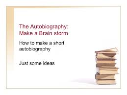descriptive essay autobiography