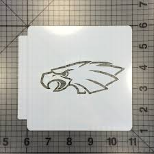 Eagle logo stock photos (total results: Philadelphia Eagles Logo Stencil 100 Jb Cookie Cutters