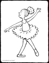 Ballet Dansen Kiddicolour