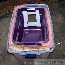 insulated cat house plans tiny