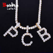 Popular Chain Necklace <b>Zircon</b> Pendant Color-Buy Cheap Chain ...
