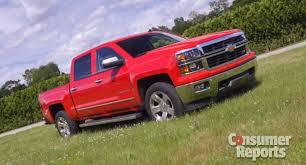 2014 Chevy Silverado Review by Consumer Reports - autoevolution