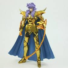 metal club metal armor saint seiya glod scorpio milo myth cloth ex action figure model toy anese anime figure