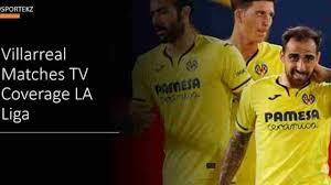 Villarreal vs Real Madrid Live Stream ...