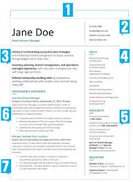 Resume 2017 Enchanting What Your Resume Should Look Like In 60 GetaRealJob Pinterest