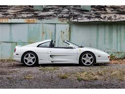 In the racing realm, ferrari offered a $30,000 challenge option, originally installed by dealers. 1999 Ferrari F355 Gts For Sale Classiccars Com Cc 1035775