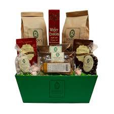 um coffee gift box