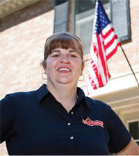 Shipping Out Service: Navy Veteran Jo McCabe Succeeds with Mr ...
