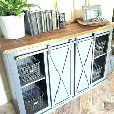 sliding cabinet doors diy barn door cabinet hardware barn door table top amazing 8 x 3 sliding cabinet doors