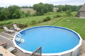 home swimming pools above ground. Above-ground Swimming Pool Home Pools Above Ground