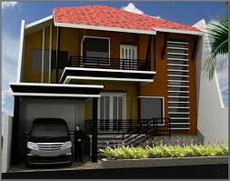 contoh rumah minimalis 2 lantai jepang desain rumah minimalis