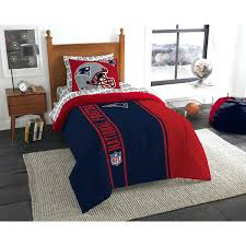 new england patriots bedding new patriots twin comforter set large