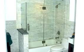 bathtub shower doors tub glass enclosures frameless doo