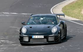Porsche 911 GT2 RS to Offer Over 640 HP » AutoGuide.com News