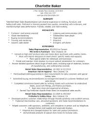 Retail Resume Examples Magnificent Retail Resume Template Resume Examples For Retail Retail Sales