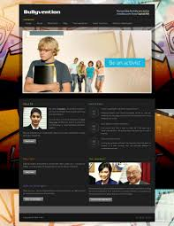 Web Design Reston Sortfolio Bullyvention Reston