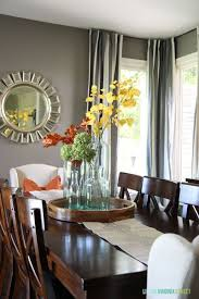 dining room table centerpieces dining