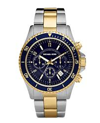 17 best images about mens watches jewelry watches nautical inspired men s mk watch