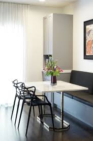 marble dining room table darling daisy:  dining room medium size photos hgtv kitchen breakfast nook with metal and marble dining table bench