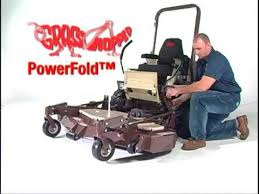vote no on zero turn mower electrical troublesh powerfold® electric deck lift grasshopper mowers