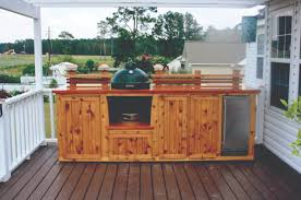 wood for outdoor kitchen cabinets