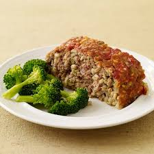 meatloaf with barley recipe weight watchers