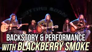 Blackberry Smoke live from The Cutting ...