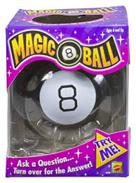 Mattel Games Magic 8 Ball: Toys & Games - Amazon.com