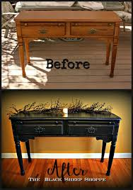 professional furniture paintingHow to Get a Professional Finish with Chalk Paint  Oak table