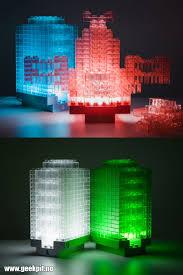 do it yourself led lighting. LumiBrix DIY LED Lamp Do It Yourself Led Lighting T