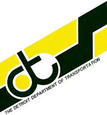 Detroit Department Of Transportation Detroit Transit History Info Ddot History