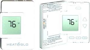 thermostat for gas fireplace millivolt wifi