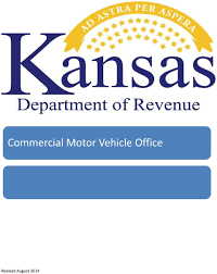 2 kansas mercial motor vehicle intrastate and interstate irp registration general information 3 mercial motor vehicle registration 4 mercial