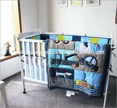 monster inc crib bedding mini cribs vintage baby boy damask pers oval crib bedding sets